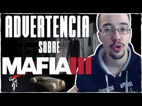 Advertencia sobre MAFIA 3