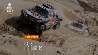 #DAKAR2021 - Cars Highlights