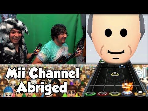 ABM: Mii Channel (Abridged) ~ Clone Hero Gameplay!!