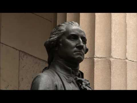 George Washington Inauguration ~ Federal Hall National Memorial