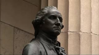 George Washington Inauguration ~ Federal Hall National Memorial