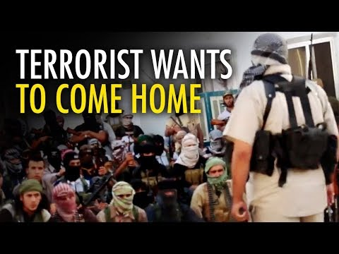 Canadian ISIS member wants to return home