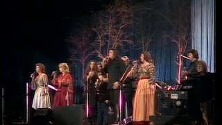 Johnny Cash and The Carter Family - Can The Circle Be Unbroken (Live in Prague)
