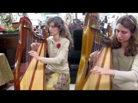 Go Tell It On the Mountain ~ Joyful Harps