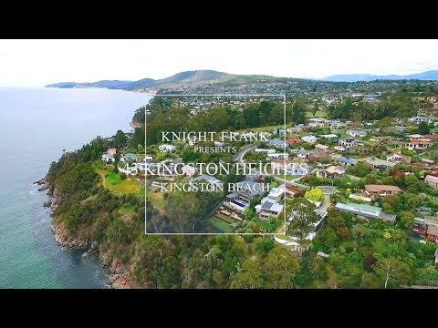 Property For Sale   43 Kingston Heights, Kingston Beach, Tasmania, Australia