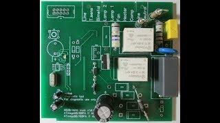 Модуль для холодильника Whirlpool ARC 4010(Благодаря относительно простым схемотехническим решениям удалось уйти от извечной проблемы оригинальных..., 2016-06-05T21:00:40.000Z)