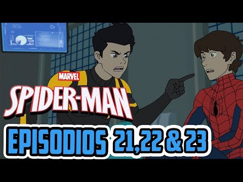 Marvel´s Spider-Man [Episodios 21, 22 & 23] Harry LO SABE!!!