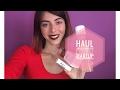 Video Haul 💗 Pull&Bear, Bershka,  prodotti Ecobio e Makeup 😍