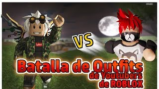 battle of ROBLOX Youtubers Outfits | Round of winners Kraoesp vs Geko97