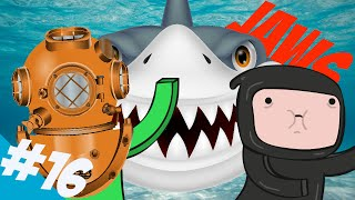 #16 Roblox Jaws 2016 ITA Gameplay