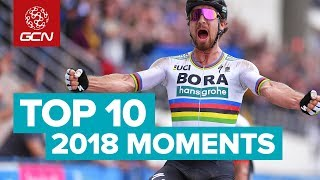 10 Standout Cycling Moments Of 2018