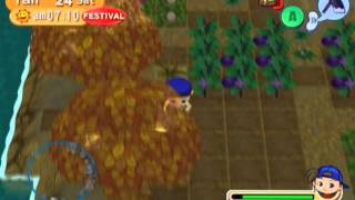 Let's Play Harvest Moon: Magical Melody 49: King of Mushrooms