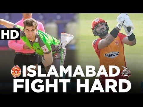 1st Innings Highlights | Islamabad United vs Lahore Qalandars | Match 20 | PSL 2021 | MG2L
