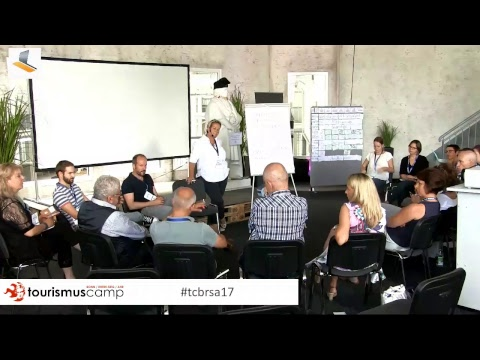 Tourismus Camp Bonn Rhein Sieg Ahr 2017 - Tag 2 Teil 2 Social Media Regional