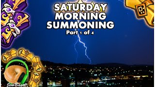 SUMMONERS WAR : Saturday Morning Summons - 250+ Mystical & Legendary Scrolls - (11/7 part 1)