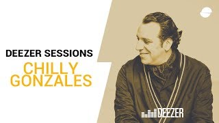 Chilly Gonzales - Deezer Session - Cité de la musique - Philharmonie 2
