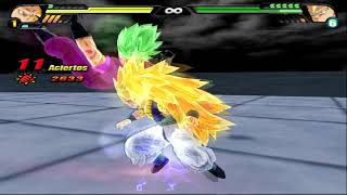 [TAS] Dragon Ball Z: Budokai Tenkaichi 4 Super Saga: Un nuevo enemigo: La Fuerza Absoluta