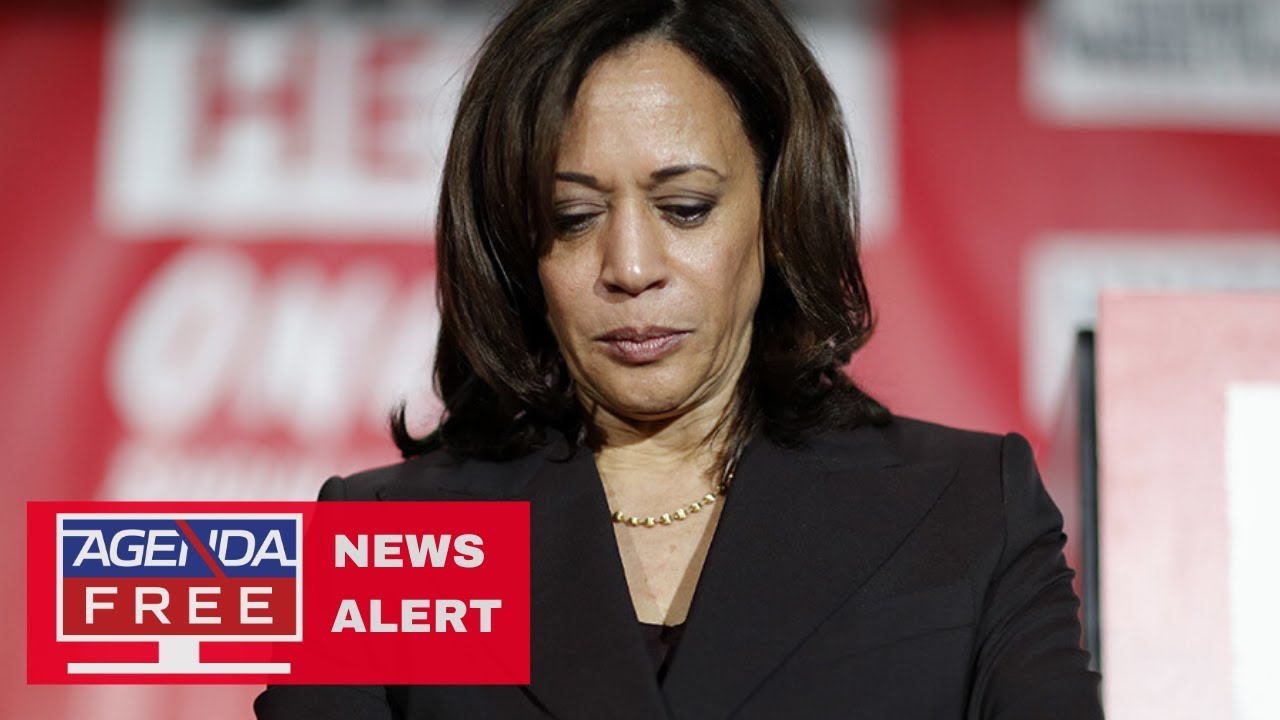 Kamala Harris Drops Out of Presidential Race - LIVE BREAKING NEWS COVERAGE