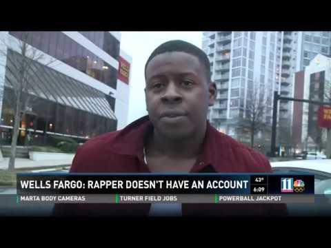 Rapper Blac Youngsta's claims outside Atlanta bank disputed