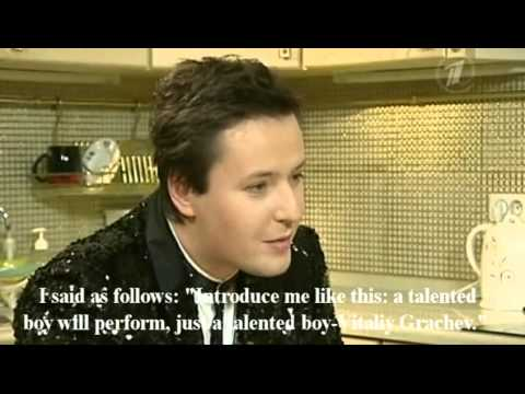 """Vitas - """"Every One is at Home""""  Interview with English Subtitles"""