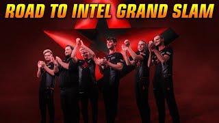 CS:GO - ASTRALIS HISTORICAL MOMENT - Road to Intel Grand Slam