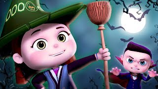 Halloween Songs For Kids | Trick or Treat Song in Hindi | Hindi Halloween Rhymes For Children