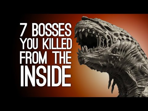 7 Bosses You Killed From the Inside Out, Ew