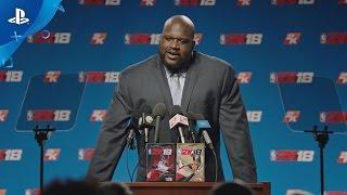 NBA 2K18 - Legend Edition Reveal Trailer   PS4