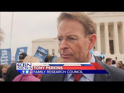 Tony Perkins on the Jack Phillips SCOTUS Case
