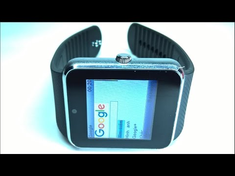 Cheap SmartWatch - Internet Access