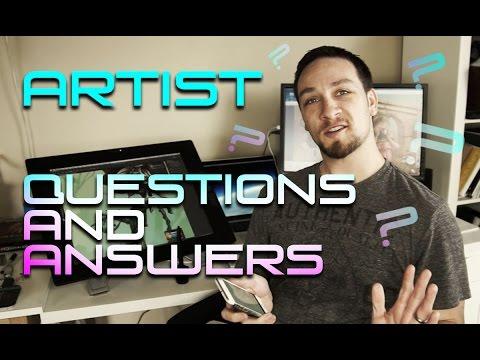 Artist Q&A