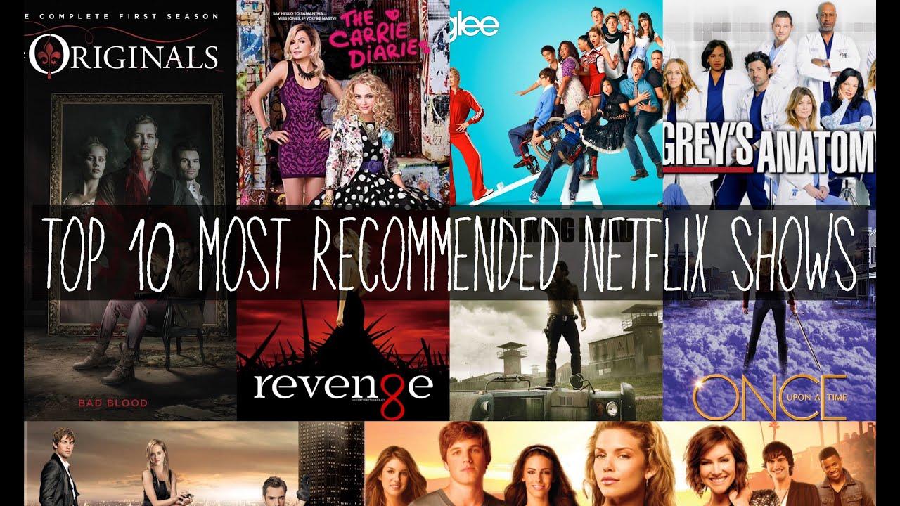 Top 10 Netflix Series