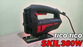 COMPREI UMA TICO TICO | SKIL 380w