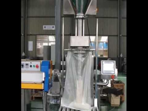 TP PF B11 powder packing machine for 1-50kg big bag powder packing
