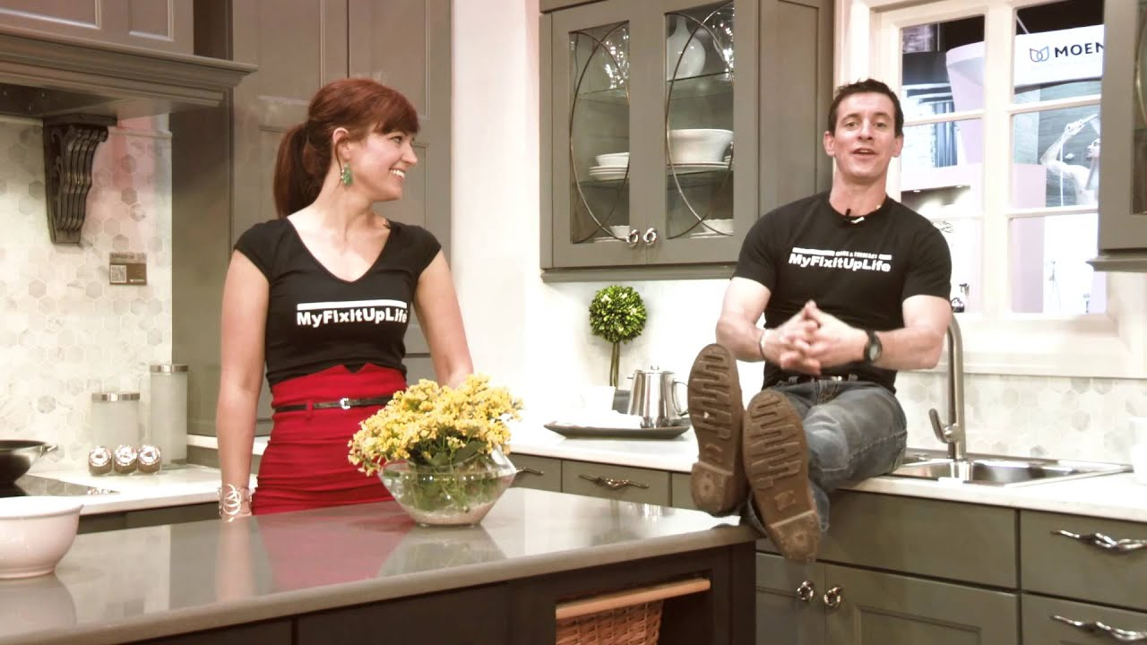 Mark And Theresa Talk Cabinets At The Kitchen And Bath Industry Show Youtube
