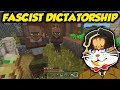How To Turn A Minecraft Village Into A Fascist State... For Achievements?