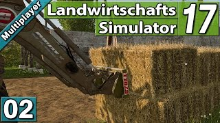 Koordinationsprobleme ► LS17 Multiplayer deutsch #2