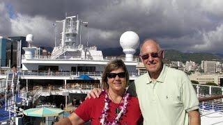 "Hawaii cruise on the ""Pride of America""."