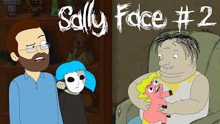 КУПЛИНОВ И САЛЛИ В ГОСТЯХ У ЧАРЛИ ► Sally Face #2 |Анимация про Куплинова|