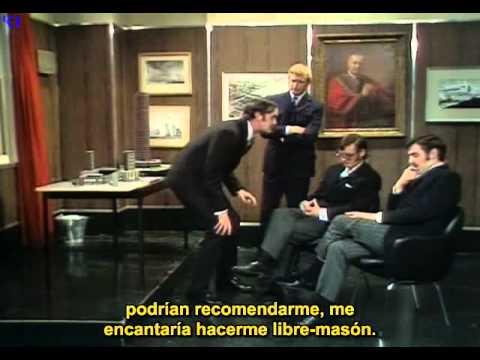 Monty Python - Arquitectos (Spanish subs)