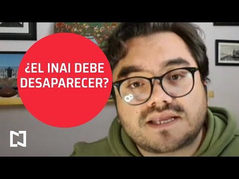 ¿El INAI debe desaparecer? - Punto y Contrapunto