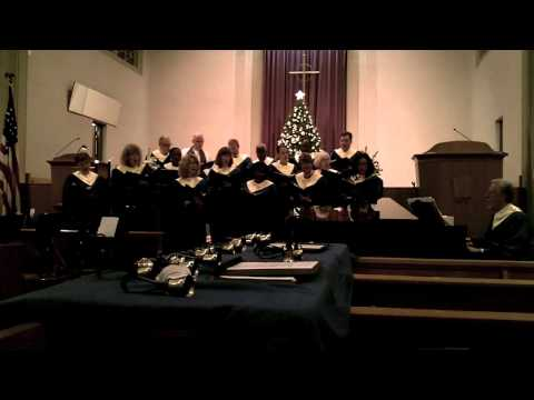 Chancel Choir December 12, 2010