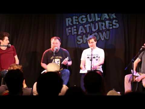 Regular Features 185: Stone-Cold Garcia's Awful Wedding - Live at the Canal Cafe Theatre