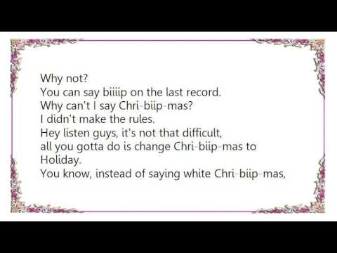 Politically Incorrect by Tom MacDonald Lyrics from YouTube · Duration:  4 minutes 1 seconds