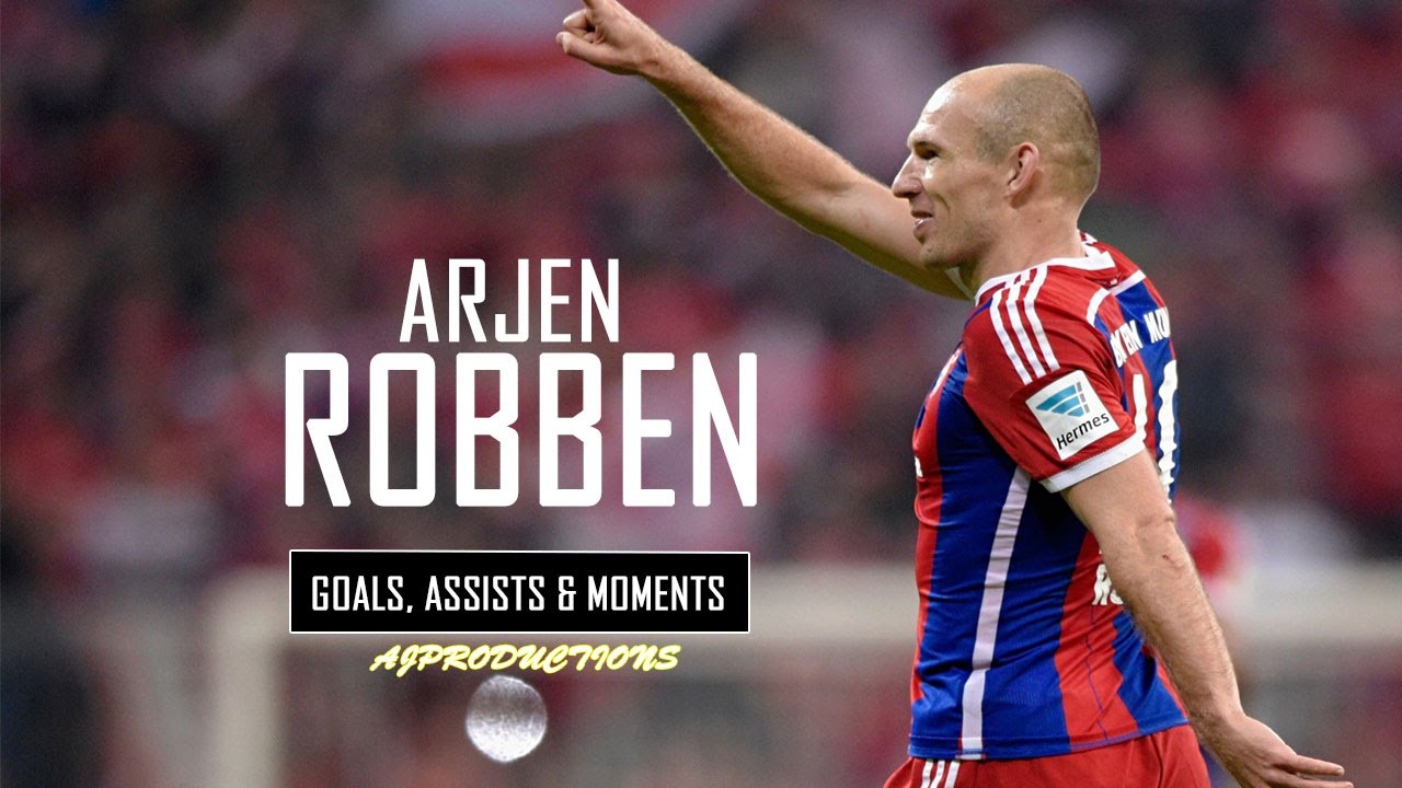 Arjen Robben Best Skills Goals Moments 2014 15 Hd