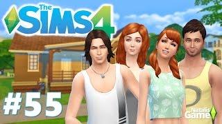 The Sims 4 Семеика Митчелл #55 Снежная королева