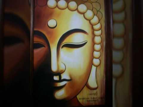 Meditation (अत्त दीप भव) watch buddha with peace