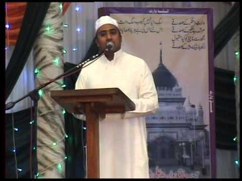 Shuaib Mamode - Waris Paak Urs 2012 - Naath