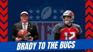Tom Brady's fantasy football IMPACT on the Buccaneers Offense!