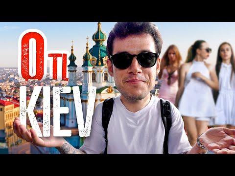 UKRAYNA'DA 0TL İLE 1 GÜN GEÇİRMEK (KIEV)